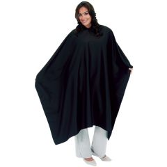 Betty Dain Plus Size Styling Cape - Black