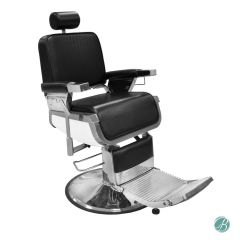 LINCOLN Barber Chair (Black)
