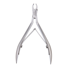 Tweezerman Rockhard Cuticle Nipper 1/2 Jaw 4in