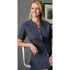 Aria Jacket Uniform - Charcoal