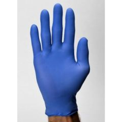 Sure Care Powder Free/Latex Free Indigo Blue Nitrile Gloves - 100 CT