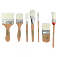 Fanta Sea 7 pc. Synthetic Body Brush Set