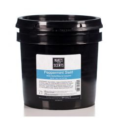 Makes Scents Peppermint Swirl Body Butter - 1 gallon