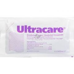 Ultracare Disinfectant  Pillowpacks for Pedicure Spas  12 pack