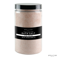 Evolution Salt Himalayan Bath Salt-Fine Grind Unscented