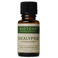 Biotone Eucalyptus Essential Oil 1/2 oz