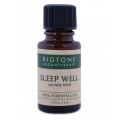 Biotone Sleep Well Essential Oil 1/2 oz