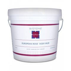 Biotone European Rose Body Mud 163 oz