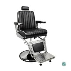 FITZGERALD Barber Chair (Black)