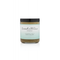 Sweet & True Lemongrass & Vanilla Body Polish - 8 oz