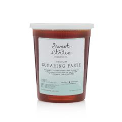 Sweet & True Sugaring Paste (Medium) - 43 oz