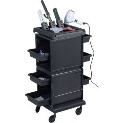 Lockable Accessory Trolley