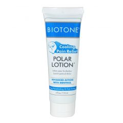 Biotone Polar Lotion 4 oz Tube