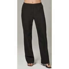 Unisex Santera Pant Uniform - Black