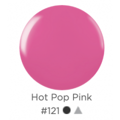 CND® VINYLUX®Hot Pop Pink #121 0.5 fl oz