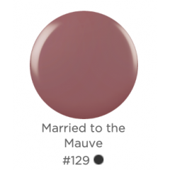 CND® VINYLUX®Married To Mauve #129 0.5 fl oz