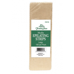 FantaSea Large Muslin Epilating Strips
