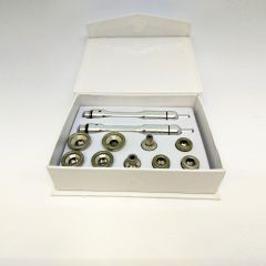 Handle and Tip Kit for F-834 Silverfox Microderm