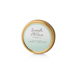 Sweet & True Hydrate & Heal Balm Lavender Cypress - 3.5 oz