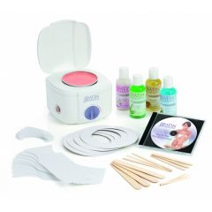 Satin Smooth Professional Single Warmer Kit