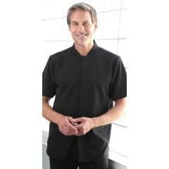 Men's Stefano Jacket Uniform - Black