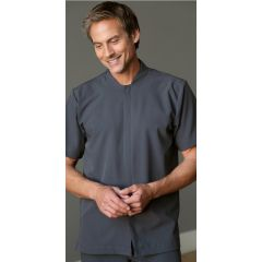 Men's Stefano Jacket Uniform - Charcoal