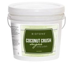 Biotone Coconut Crush Sugar Body Polish 1 Gallon