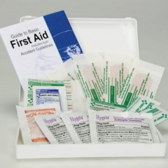 Northern Safety 21pc First Aid Kit