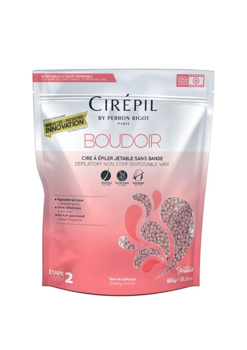 Cirepil Boudior Tattoo Wax 800g Stand-up Bag